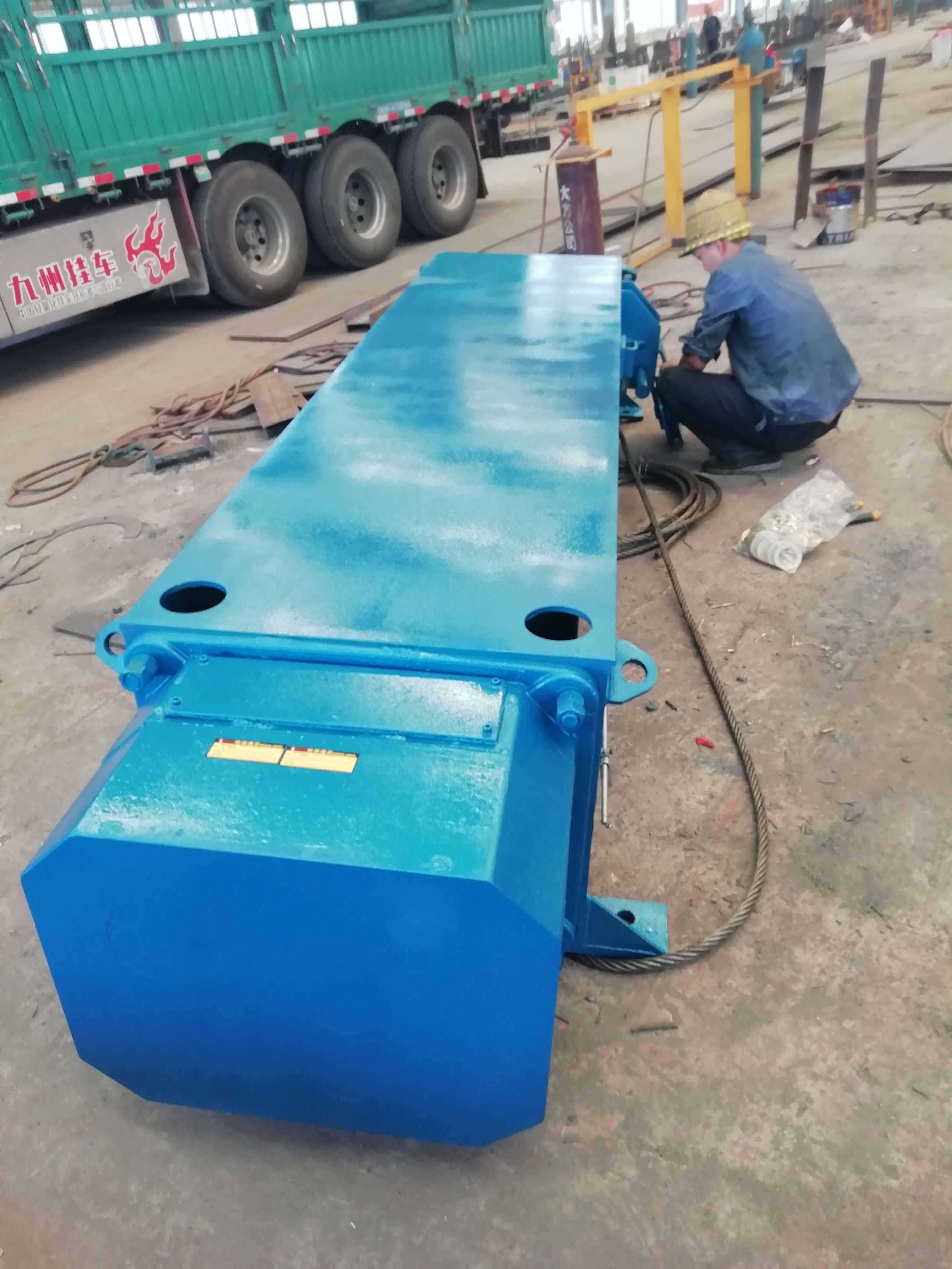 Electric Wire Rope Hoist Exported To Vietnam